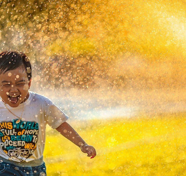 Odnajdź wsobie dziecięcą radość!