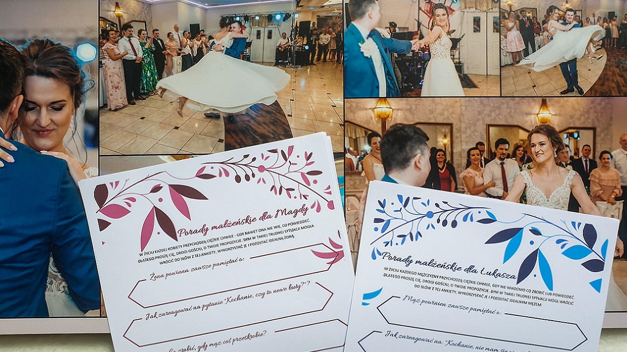 Wspomnienia… orazankiety weselne! [plik dopobrania]